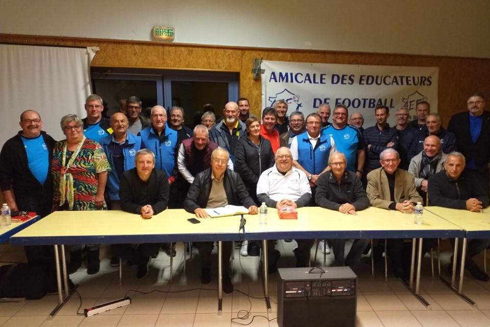 L'AEF du Pays de Nied reçoit Bernard Désumer - Vignette