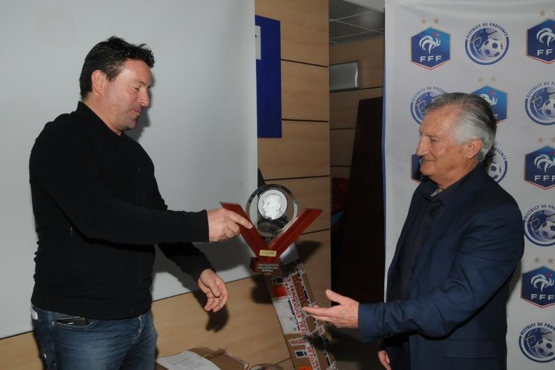 Trophée Georges Boulogne - Vignette