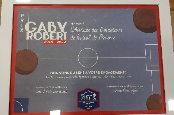 PRIX GABY ROBERT - Vignette