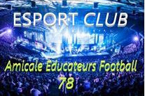 Inscription Tournoi eSport Amicale des Éducateur(trice)s de Football 78 - Vignette