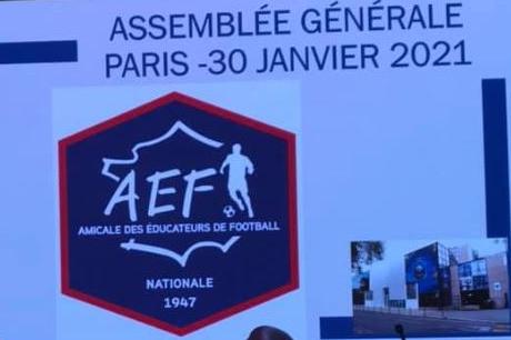 AG élective 2021 de l'AEF au siège de la FFF - Vignette