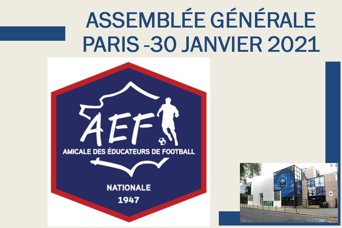 AG AEF du 30 janvier 2021 - Vignette